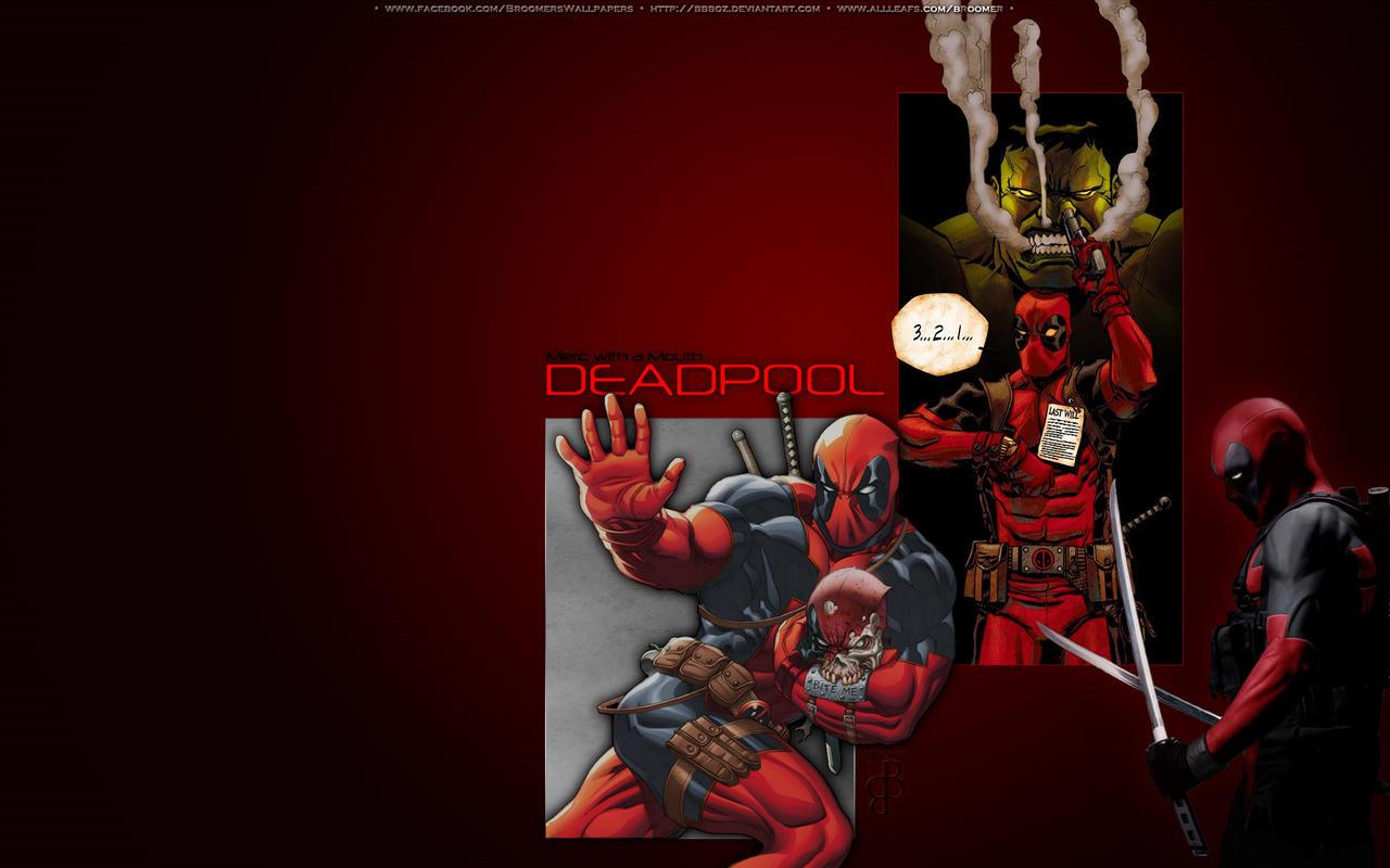 Deadpool by bbboz