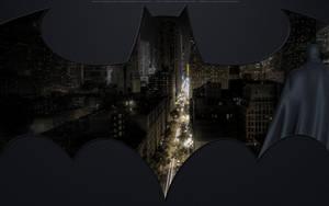 Batman Wallpaper by bbboz