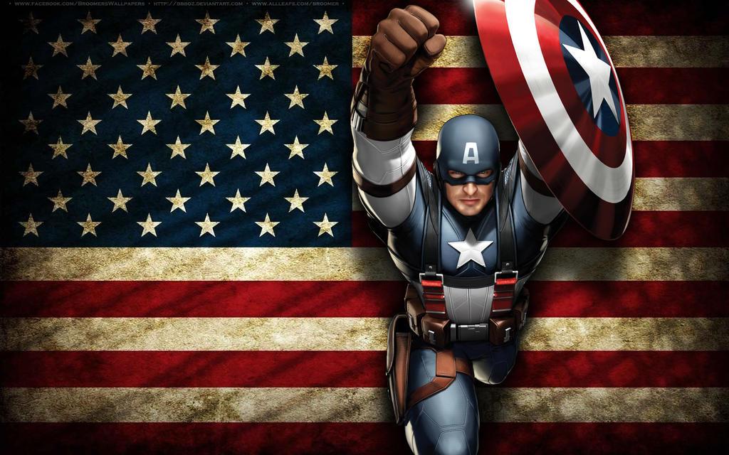 captain america wallpaper by bbboz on deviantart