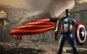 Captain America Wallpaper v2.0 by bbboz