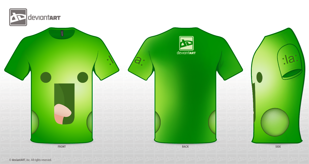 :la: shirt design 2.0 by bbboz