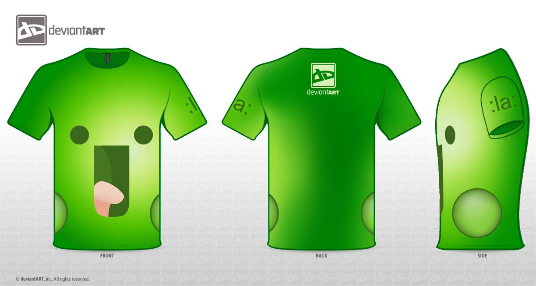 :la: shirt design 2.0 by bbboz