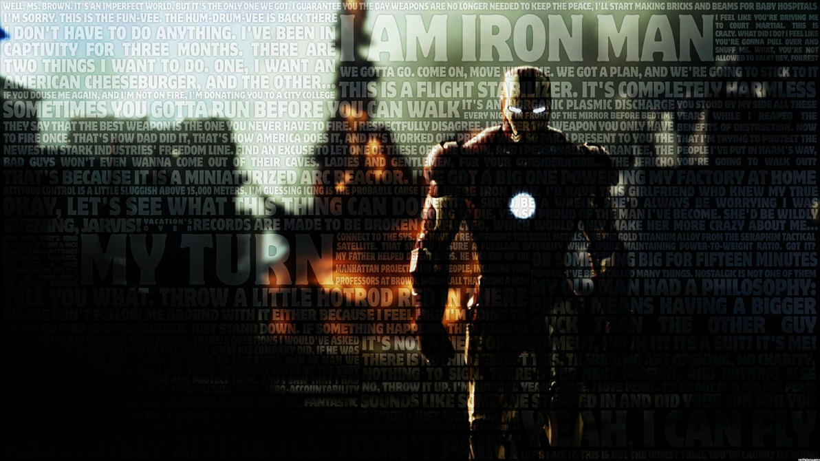 Iron Man 1 Wallpaper by bbboz