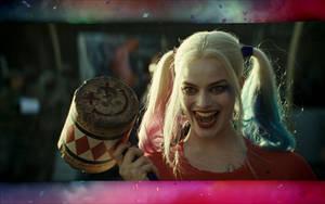 Harley Quinn SS wallpaper by bbboz