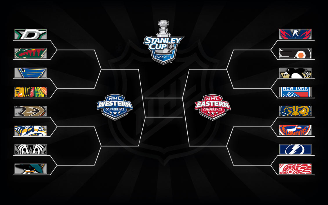 2016 Playoff Bracket Borderless by bbboz