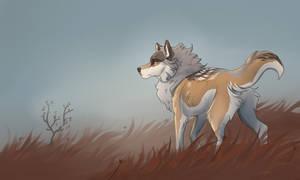 [S] Pale white horse
