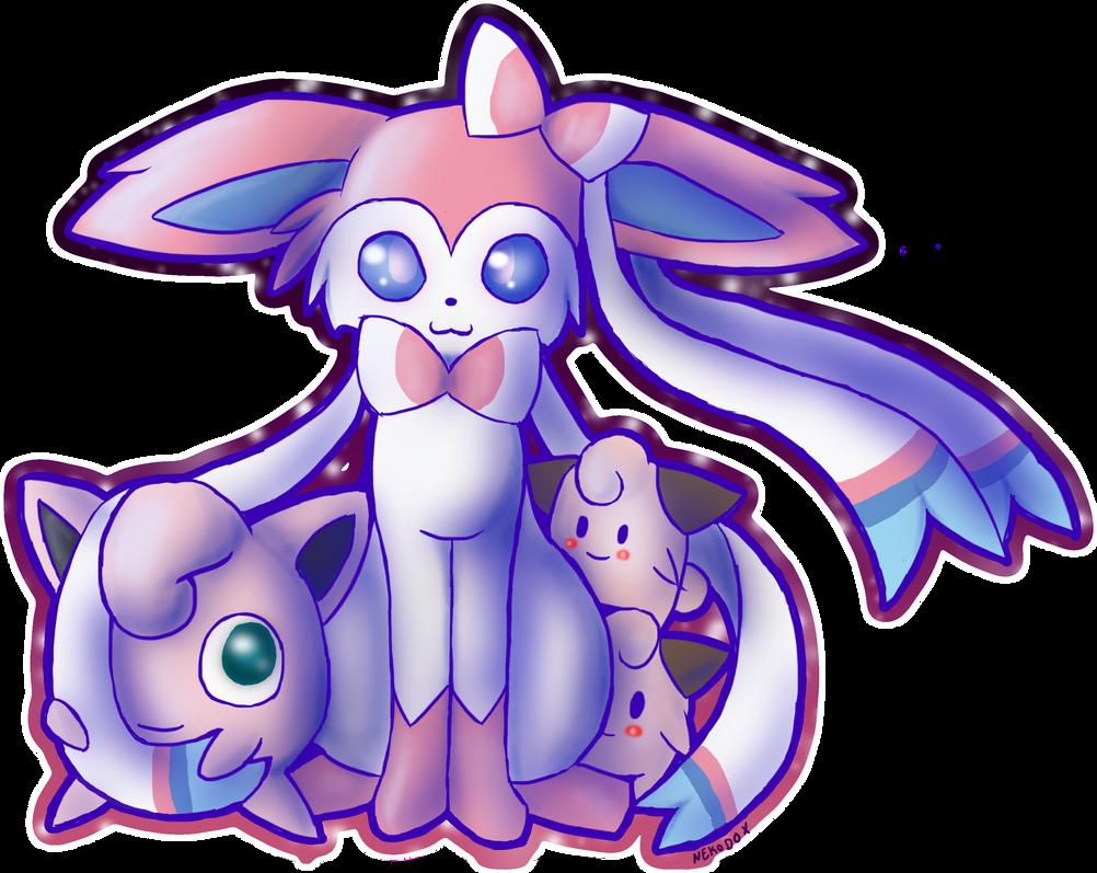 Fairy Type by Nekodox