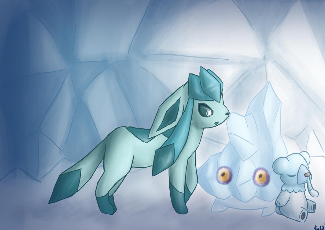 Ice Type by Nekodox