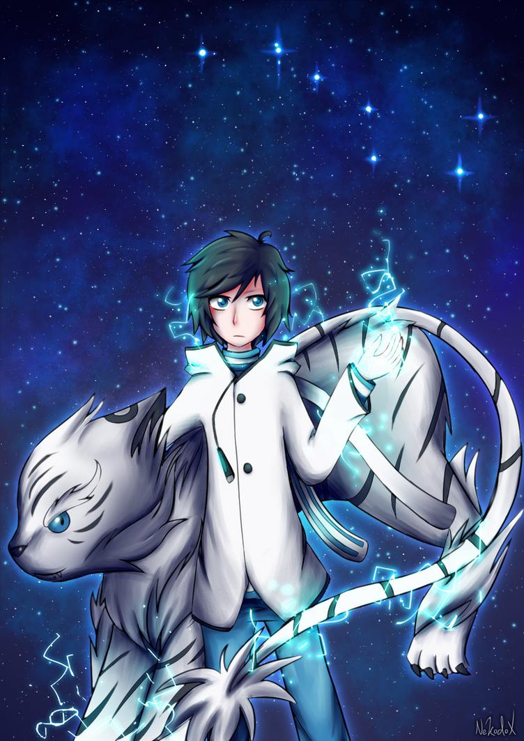 deSu2 - Protagonist by Nekodox