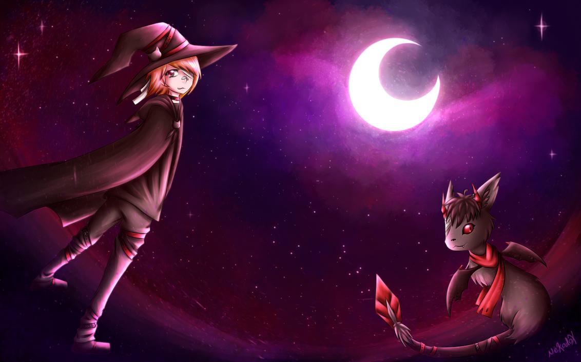 Happy Halloween! by Nekodox