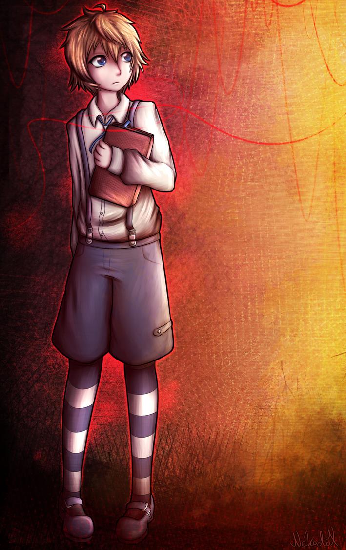 Allen (Alice mare) by Nekodox