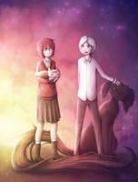 [Crossover] Mahoutsukai no Yome+Natsume Yuujinchou by Nekodox