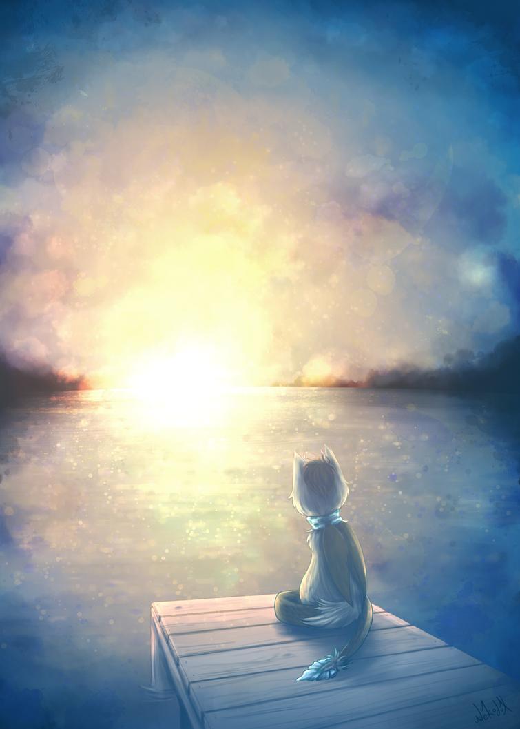 Pondering by Nekodox