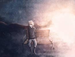 Waiting. by Nekodox