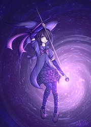 Midnight Witch [v2] by Nekodox
