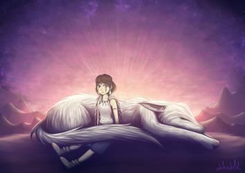 Princess Mononoke by Nekodox