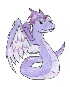 Wivvie the Wright Wyvern