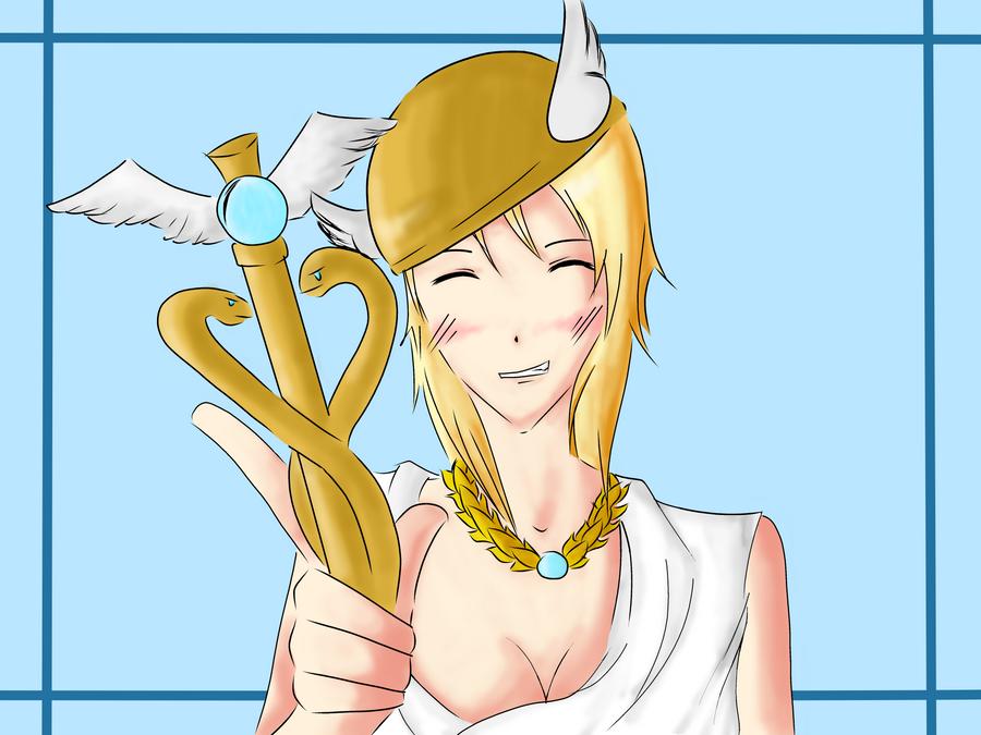 Hermes - Contest Entry by KaitouAkuma