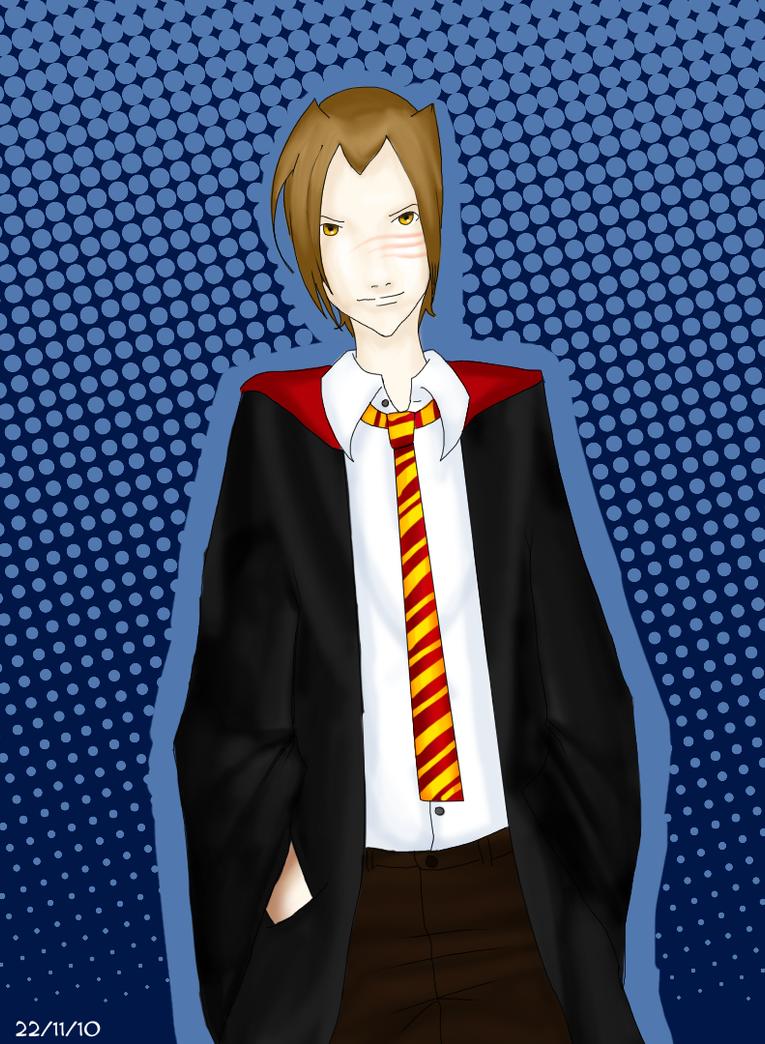 Remus Lupin by KaitouAkuma