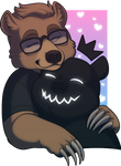 A month in Inkscape - BEARS SQUARED
