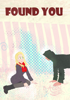FOUND YOU by Baconjubs