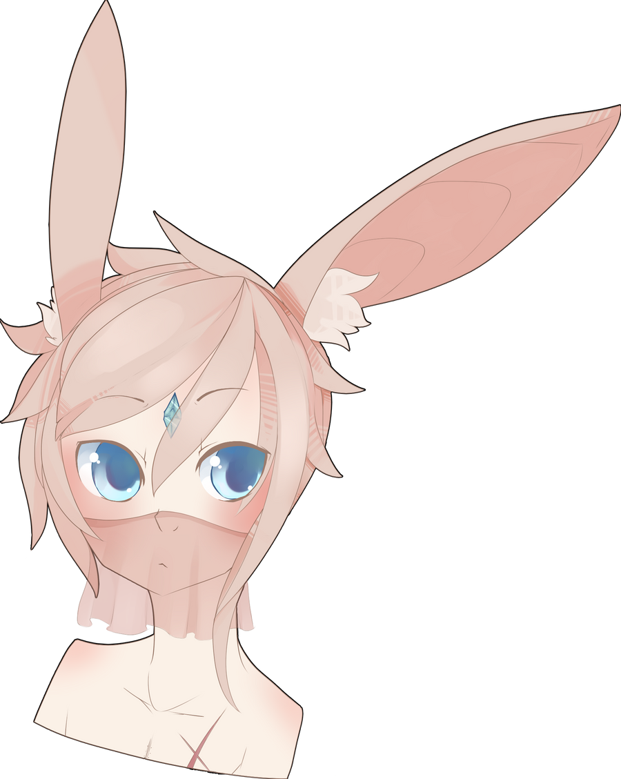 Headshot Comission (Apple) by Ryis