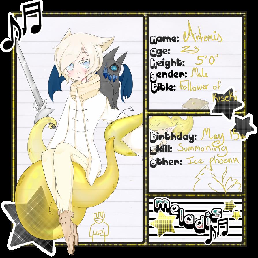 Artemis App by Ryis