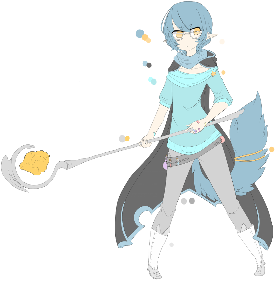 Mage Fullbody by Ryis
