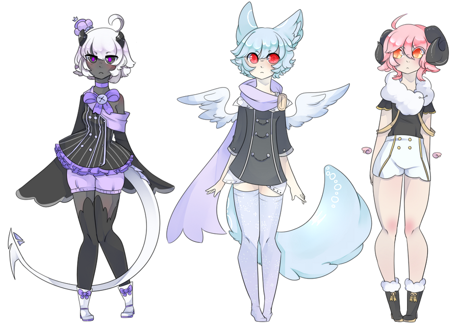 Adopt Auction [Closed!] by Ryis