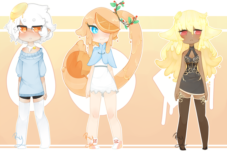Breakfast Adopt Auction! [Closed!] by Ryis