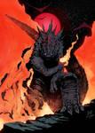 Godzilla Primordial (End Cover)