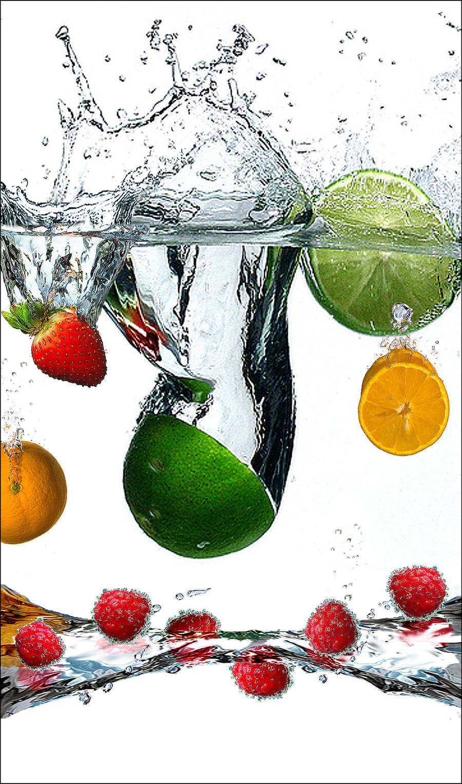 super fruit fruit water