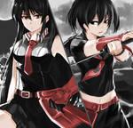 Akame and Kurome
