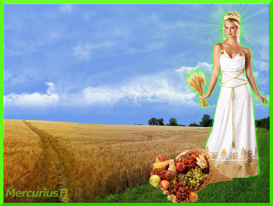 demeter goddess of agriculture essay Emily is writing an essay on demeter, greek goddess of the harvest which website is most credible for research as she develops her topic - 5013163.