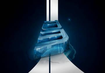 Ice TDM logo by devzign