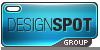 DesignSpot Blue by devzign