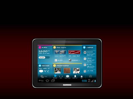 Hamhung Universe 6 Tablet