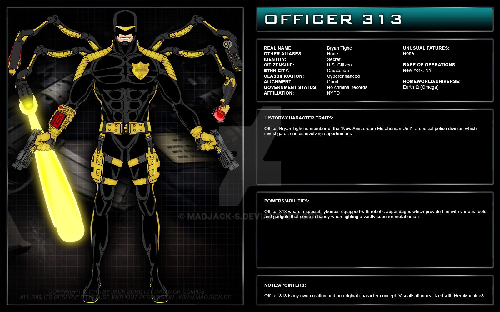 Officer 313