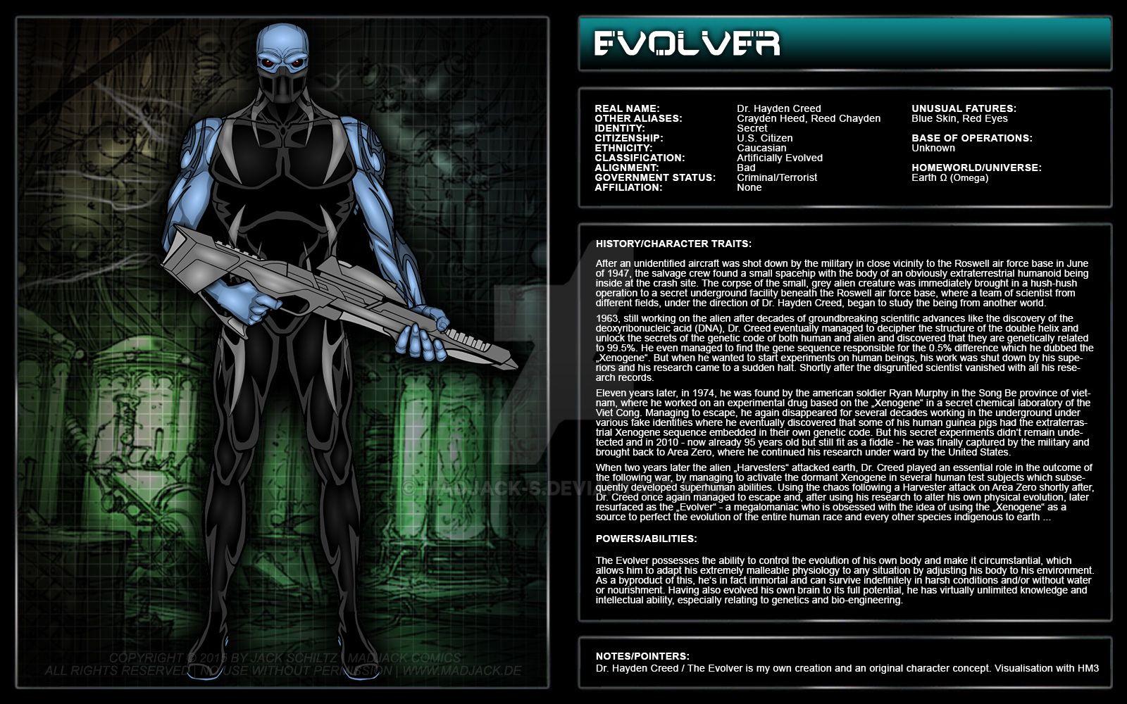 The Evolver