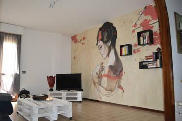 interior wall design by dem125