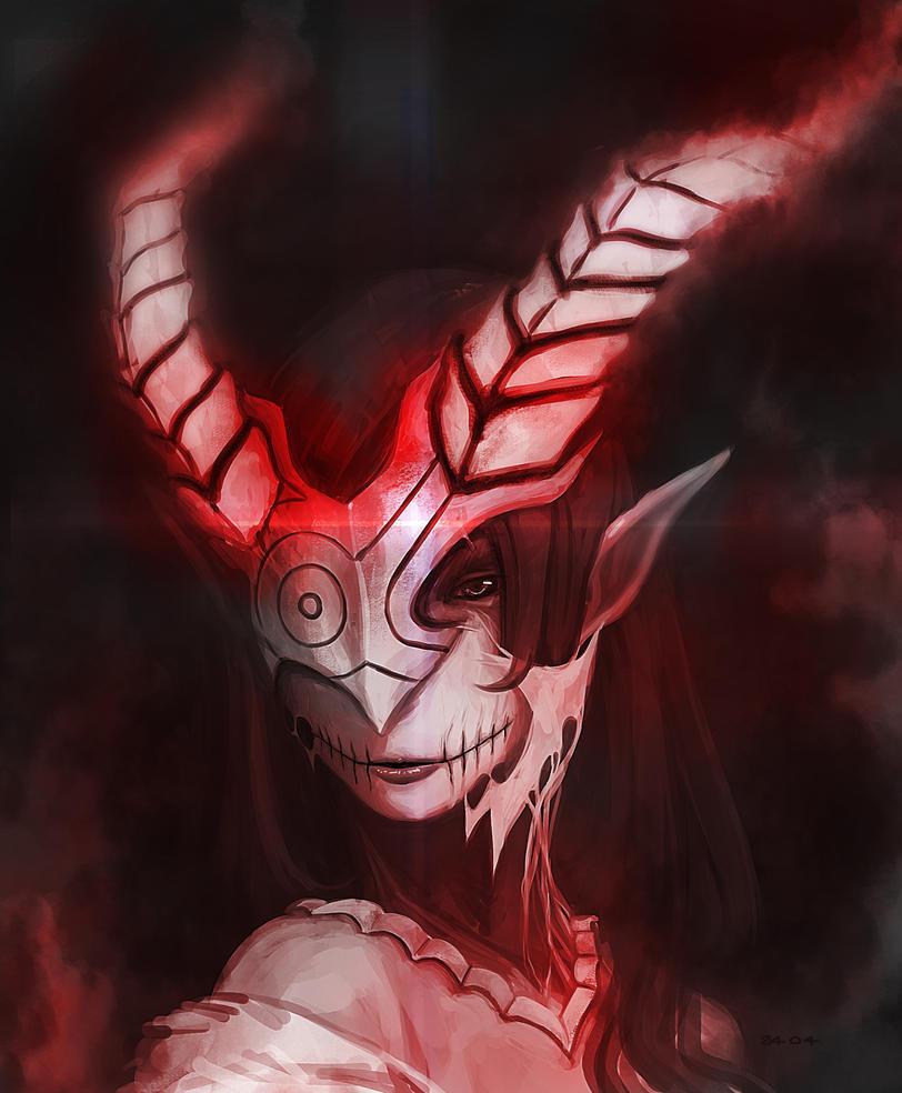The Demon Enchantress by Shiro169