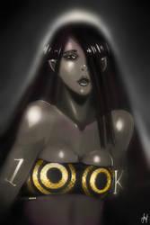 ASA 100K: The sexy elf by Shiro169