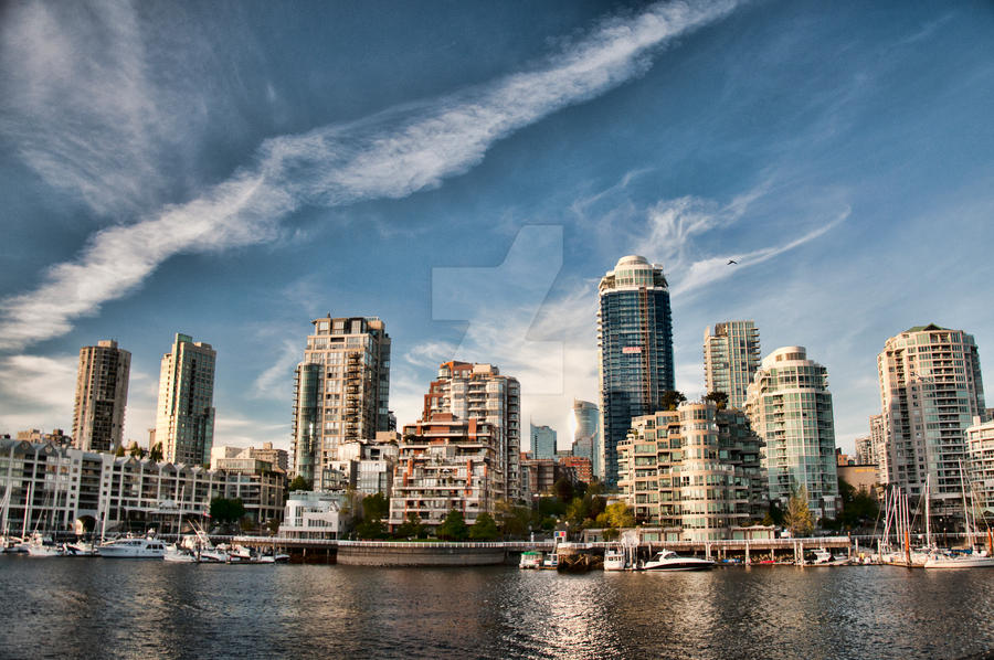 Vancouver by jeepprincess