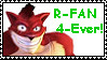 R-Fan 4-Ever Crunch Stamp by InsaneStar7