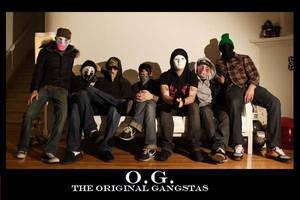Hollywood Undead OG:  The Original Gangstas by HUKissy