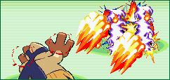 Hariyama vs. Fistleo