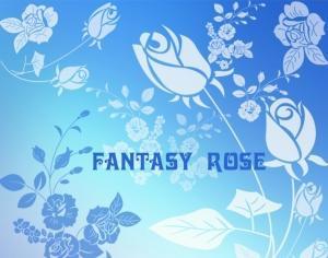 Fantasy Rose Brushes
