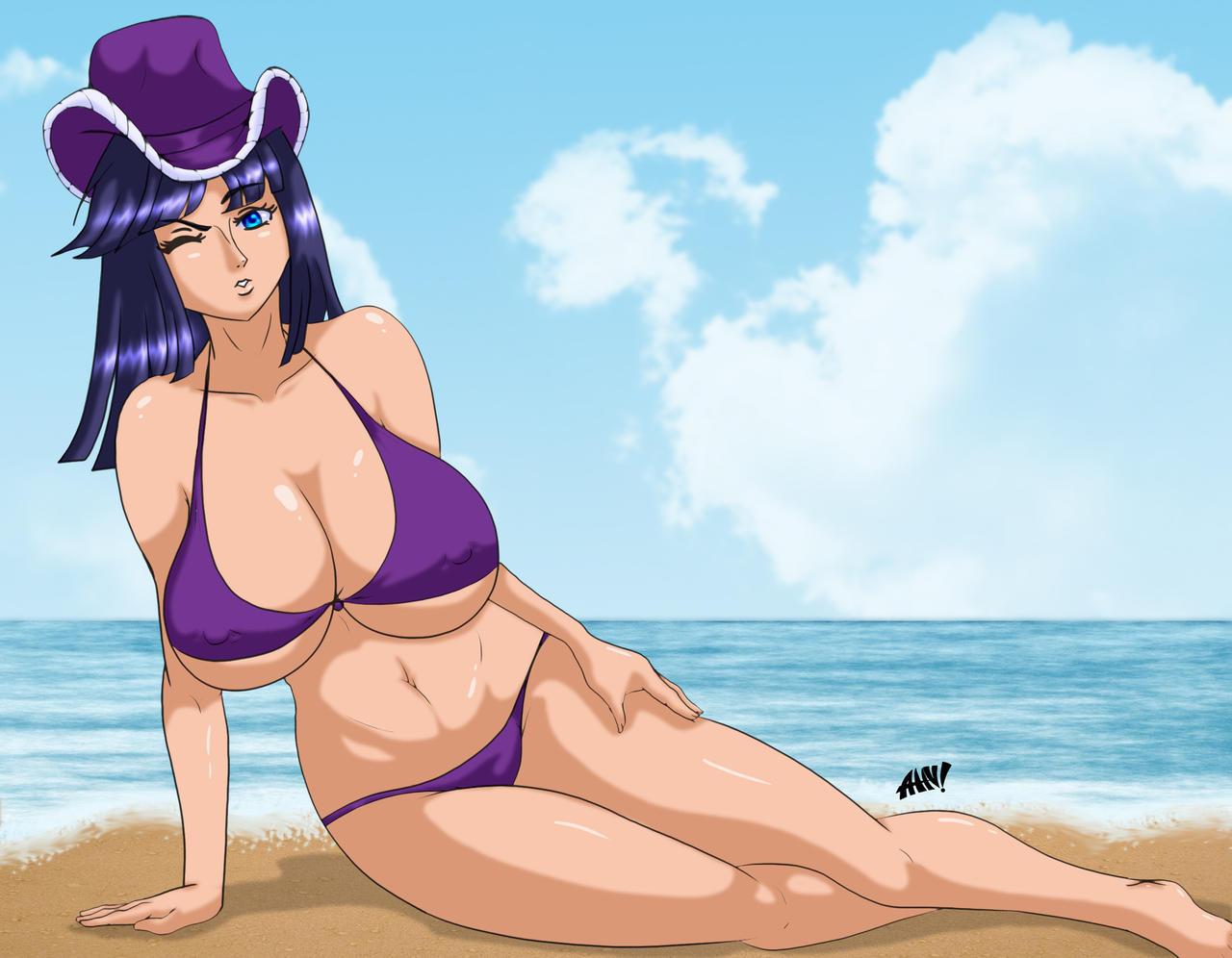 Nico Robin by atomskmaster6