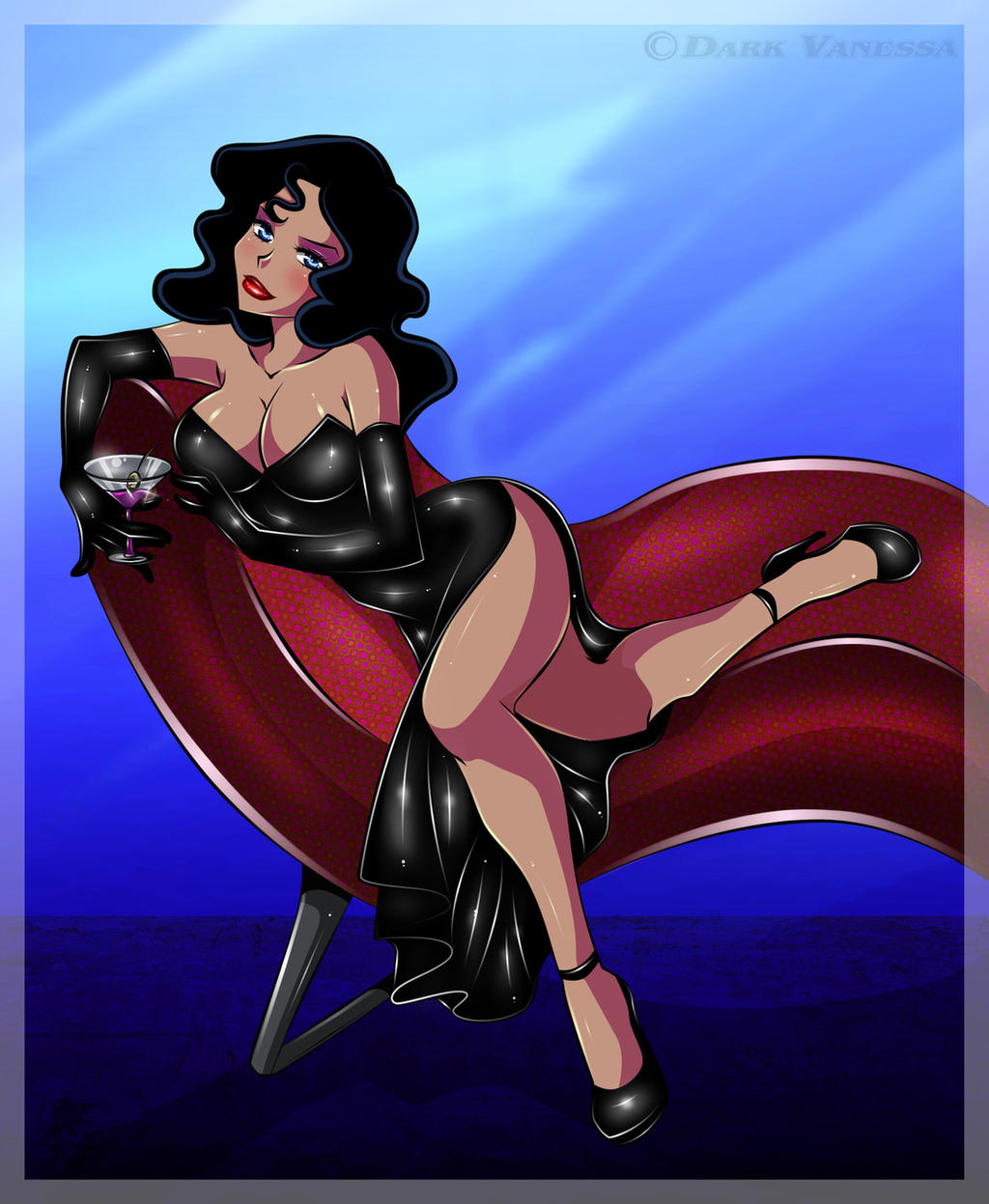 sprite - sprite contest:hot sexxi babes in most gaming and movies La_raven_by_atomskmaster6-d39nw2j