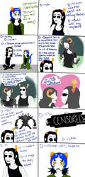 Homestuck: Equius tells a story by Cheeco6247